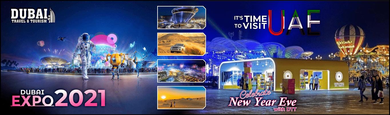 Enjoy Dubai Expo with Dubai Travel Tourism