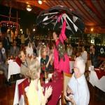 dhow cruise marina tanura show