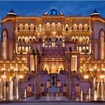 abu dhai shaikh palace